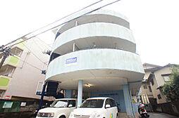 アマノフラット香住ヶ丘[3階]の外観