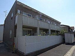 千葉県松戸市五香1丁目の賃貸アパートの外観
