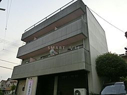 滋賀県大津市真野2丁目の賃貸マンションの外観