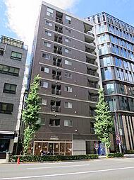 レジデンシャルタワー八丁堀[0902号室]の外観