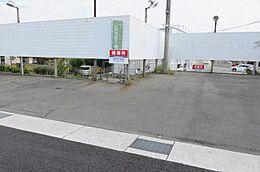 国道2号線沿いの売地(こりとりくんの隣の敷地)です