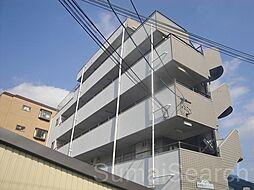 東浅香山マンション[3階]の外観