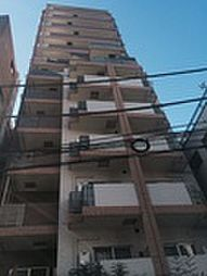 東京都台東区花川戸2丁目の賃貸マンションの外観