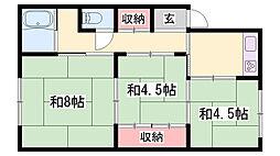 白浜の宮駅 3.6万円