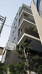 神奈川県横浜市中区元町3丁目の賃貸マンションの外観