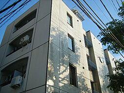 広島県広島市東区牛田本町3丁目の賃貸マンションの外観