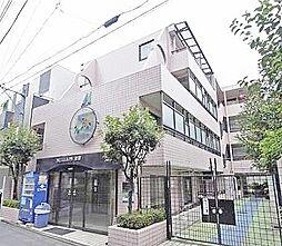 東京都豊島区上池袋4の賃貸マンションの外観