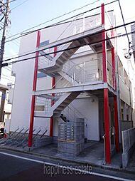 東京都町田市原町田3丁目の賃貸アパートの外観