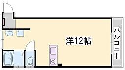 杉原ビル[2階]の間取り