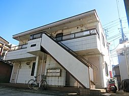 ソレイユ杉田[1階]の外観