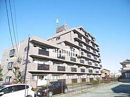 マンションハウプトブルク[2階]の外観