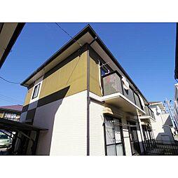 静岡県静岡市清水区弥生町の賃貸アパートの外観