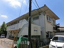 千葉県船橋市田喜野井3丁目の賃貸アパートの外観