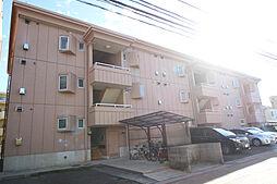 グリーンハイツ須崎[3階]の外観