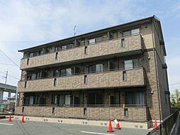レジデンスTamaya A[1階]の外観