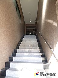 ブルーアジュール[7階]の外観