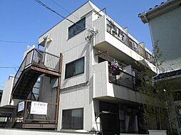 コーポ鳩ヶ谷[2階]の外観
