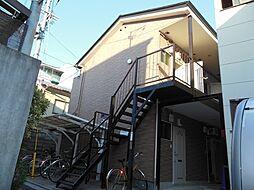 加茂ハイツ[2階]の外観