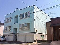 札幌市営東豊線 環状通東駅 徒歩22分の賃貸アパート