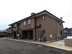 大阪府岸和田市上町の賃貸アパートの外観