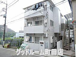 神奈川県川崎市麻生区万福寺2の賃貸マンションの外観