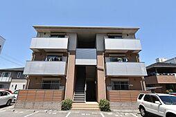 徳島県徳島市佐古六番町の賃貸アパートの外観