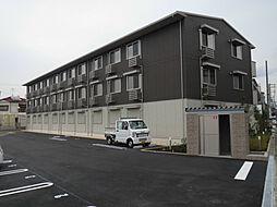 abcdマンション綾園[3階]の外観