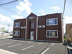 北海道旭川市大町二条1丁目の賃貸アパートの外観