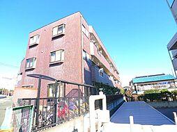 千葉県松戸市常盤平西窪町の賃貸マンションの外観