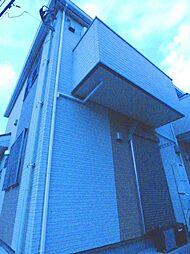 パインツリー[1階]の外観