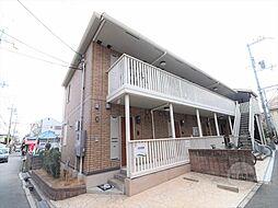 大阪府摂津市正雀3丁目の賃貸アパートの画像