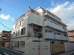 更竹ハイツ[4階]の外観