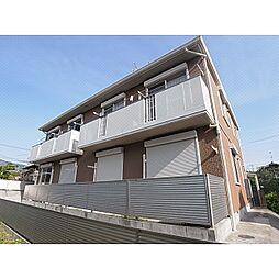 奈良県御所市の賃貸アパートの外観