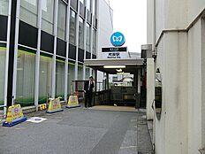 東京地下鉄千代田線町屋駅