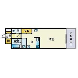 唐人町駅 6.1万円