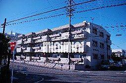 メルヘンハイツ[3階]の外観