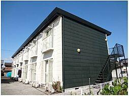 ARK五個荘[2階]の外観