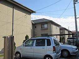 エコーズユタカ C棟[C201号室]の外観
