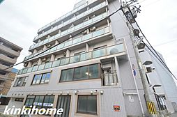 広島県広島市佐伯区海老山町の賃貸マンションの外観