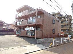 愛知県名古屋市名東区上菅1丁目の賃貸マンションの外観