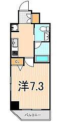 レオーネ三ノ輪[7階]の間取り