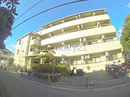 大阪府池田市井口堂3丁目の賃貸マンションの外観