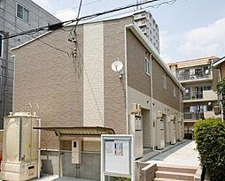 愛知県名古屋市昭和区広路本町1丁目の賃貸アパートの外観