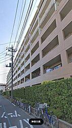 クレストグランディオ横浜[7**号室]の外観