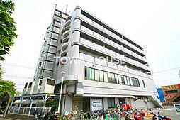 プラザハウス海老沢[4階]の外観
