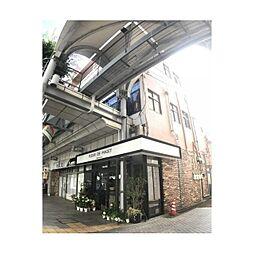 静岡県沼津市上土町の賃貸マンションの外観