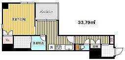 オープンセサミ元町通[5階]の間取り