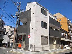 サウスブリーズ横浜[1階]の外観