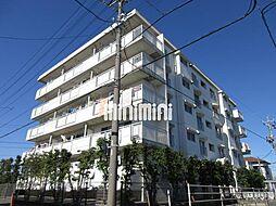 コーポKAMADA[4階]の外観