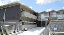 サンクスパレ桂西[2階]の外観